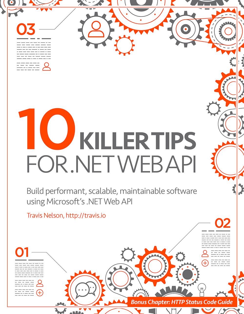 Free Book: 10 Killer Tips for  NET Web API - travis io